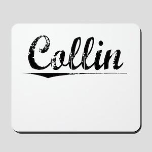 Collin, Vintage Mousepad