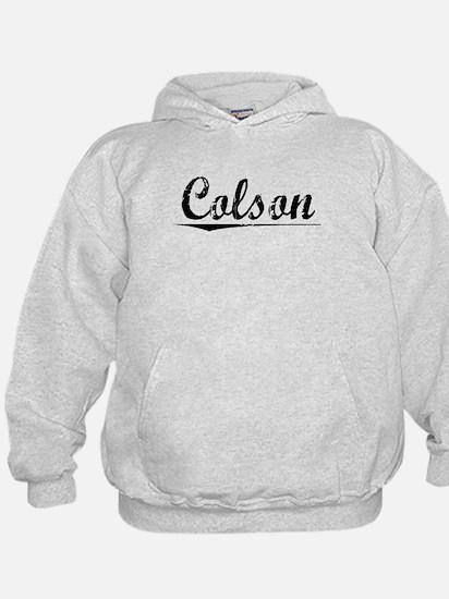 Colson, Vintage Hoodie