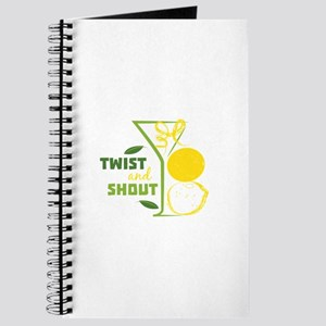 Twist And Shout Journal