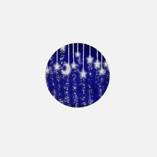 Star Dust Mini Button