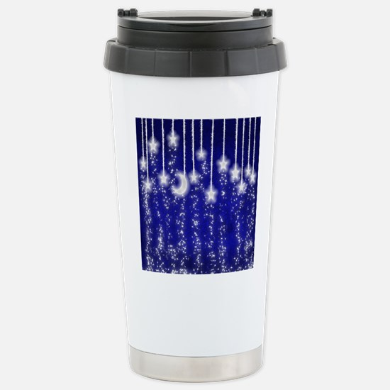 Star Dust Stainless Steel Travel Mug
