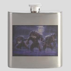 werewolves Flask