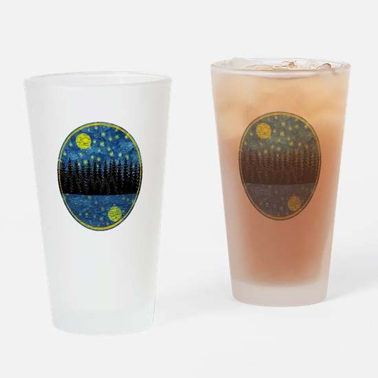 LOVELY NIGHT Drinking Glass