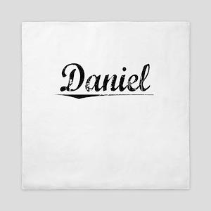 Daniel, Vintage Queen Duvet