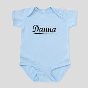 Danna, Vintage Infant Bodysuit