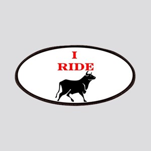 Ride Bull Patches