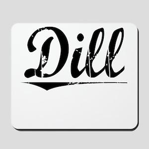 Dill, Vintage Mousepad
