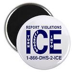 REPORT VIOLATIONS TO ICE - 2.25
