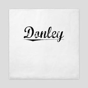 Donley, Vintage Queen Duvet