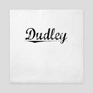 Dudley, Vintage Queen Duvet