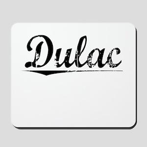 Dulac, Vintage Mousepad
