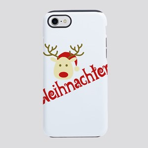 german christmas iPhone 7 Tough Case