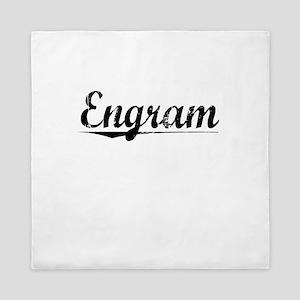 Engram, Vintage Queen Duvet