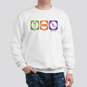 Eat Sleep Architecture Sweatshirt