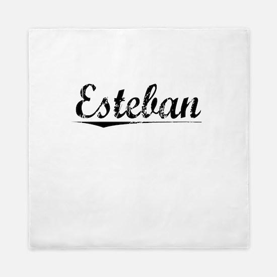 Esteban, Vintage Queen Duvet