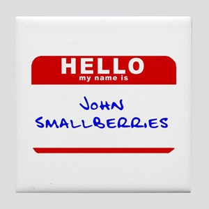 John Smallberries Tile Coaster