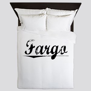 Fargo, Vintage Queen Duvet