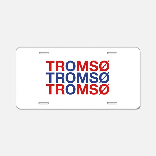 Funny Norsk Aluminum License Plate