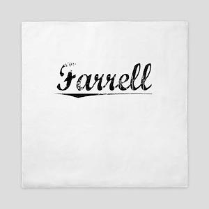 Farrell, Vintage Queen Duvet