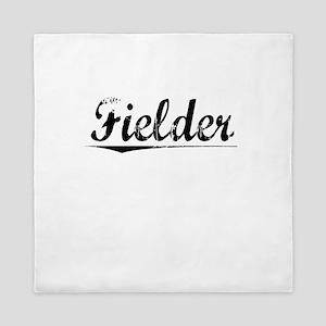 Fielder, Vintage Queen Duvet