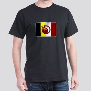 American Indian Movement Dark T-Shirt