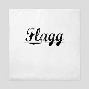 Flagg, Vintage Queen Duvet