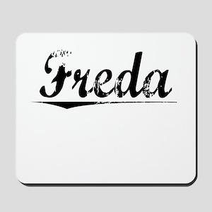 Freda, Vintage Mousepad