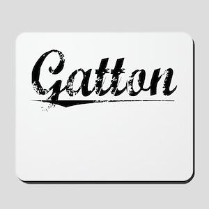 Gatton, Vintage Mousepad