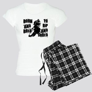 Born And Bred Women's Light Pajamas
