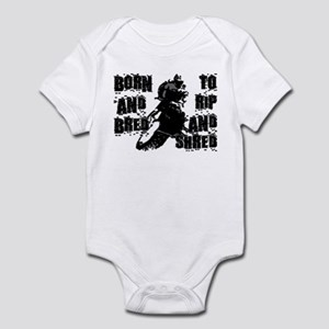 Born And Bred Infant Bodysuit