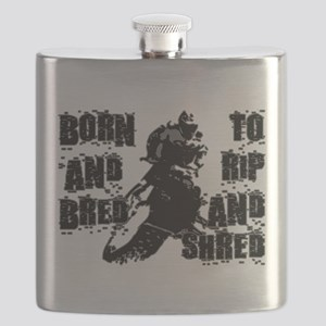 Born And Bred Flask