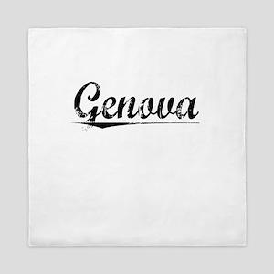 Genova, Vintage Queen Duvet
