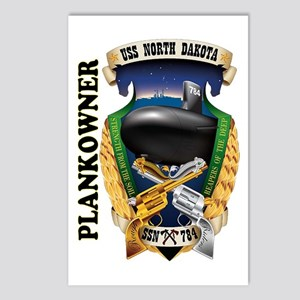 PLANKOWNER SSN 784 Postcards (Package of 8)