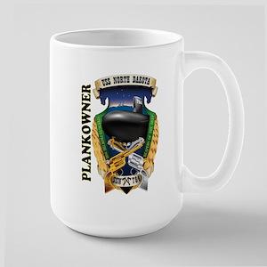 PLANKOWNER SSN 784 Large Mug