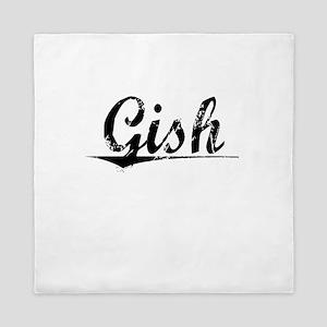Gish, Vintage Queen Duvet