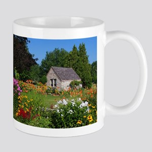 Country Garden Cottage Mug