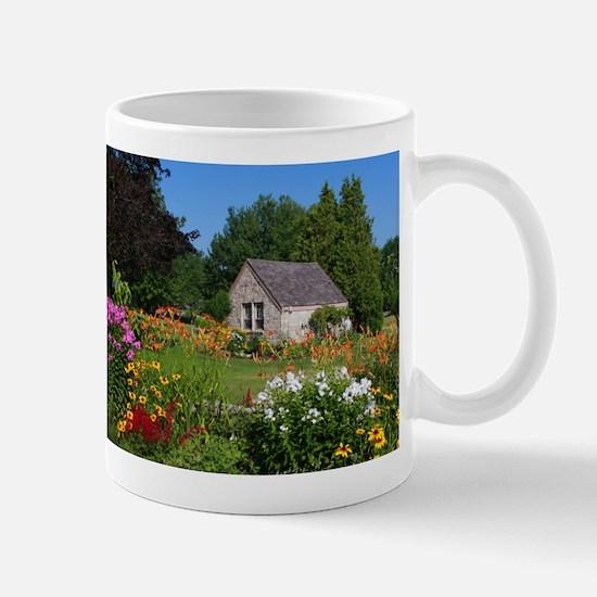 Country Garden Cottage Mug