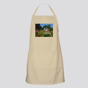 Country Garden Cottage Apron