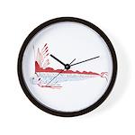 Oarfish (Lilys Deep Sea Creatures) Wall Clock