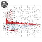 Oarfish (Lilys Deep Sea Creatures) Puzzle
