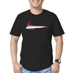 Oarfish (Lilys Deep Sea Creatures) Men's Fitted T-