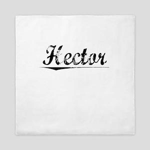 Hector, Vintage Queen Duvet