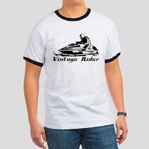 Vintage Rider Ringer T