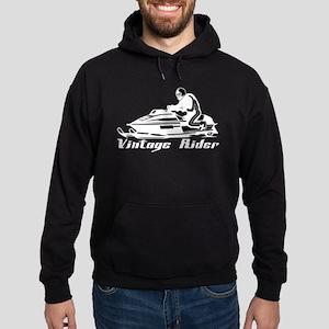 Vintage Rider Hoodie (dark)