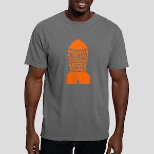 Isaac Asimov: Violence i Mens Comfort Colors Shirt