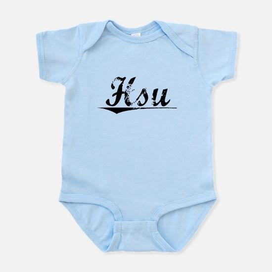 Hsu, Vintage Infant Bodysuit