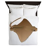Bat Ray Queen Duvet
