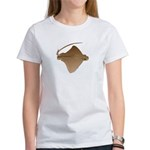 Bat Ray Women's T-Shirt