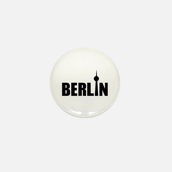 Berlin Mini Button