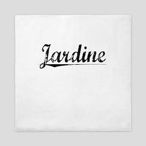 Jardine, Vintage Queen Duvet